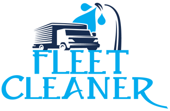 logo for fleet cleaner in grand rapids, mi